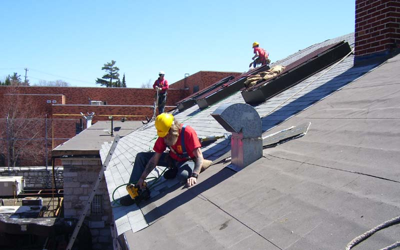 shingle roofers barrie