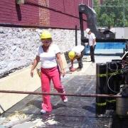 historical roof repairs