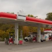 Petro Canada new roof