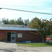 Coldwater Post Office new roof