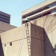 Sheppard Centre Toronto roof repairs